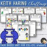 Keith Haring - Mannequin Challenge