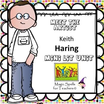 Keith Haring - Meet the Artist - Artist of the Month - Pop Art & Grafitti