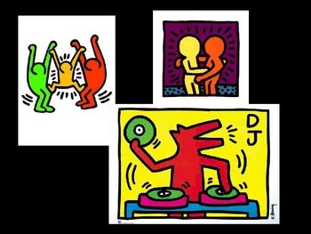 Keith Haring PowerPoint