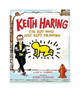 Keith Haring: The Boy Who Just Kept Drawing Trivia Questions