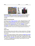 Keith Haring Worksheet