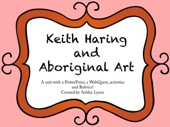 Keith Haring and Aboriginal Art