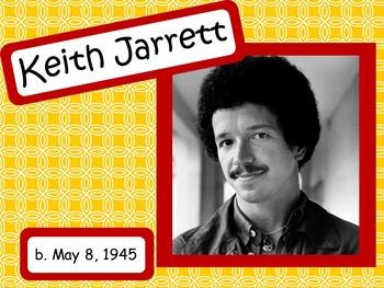 Keith Jarrett: Musician in the Spotlight