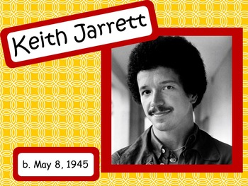 Keith Jarrett: Musician in the Spotlight