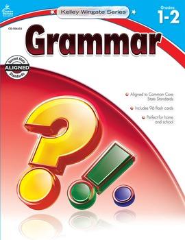 Kelley Wingate Grammar Grades 1-2 SALE 20% OFF! 104633
