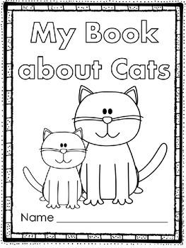 Kelly's Cats Math Bundle