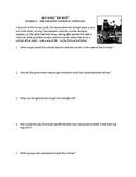 "Ken Burns ""The West"" Episode 5 Movie Questions"