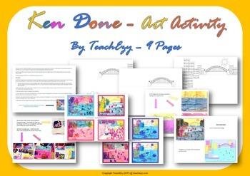 Ken Done Art Resource