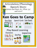 Ken Goes to Camp: A Speech and Language Story