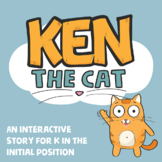 Ken the Cat – An Interactive Story for /k/ in the Initial Position