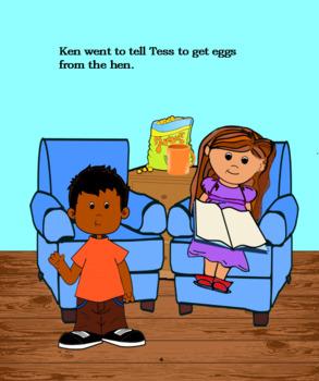 "Ken the Pest   ""the short e"""