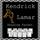 Kendrick Lamar Biography Test Prep Reading Packet