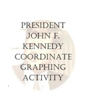 Kennedy Coordinate Graphing Activity