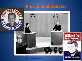 Kennedy, Johnson and the 1960s power point