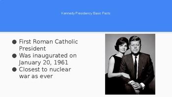 Kennedy Presidency