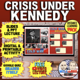 Kennedy and the Cold War: The Bay of Pigs and the Berlin Wall Bundle