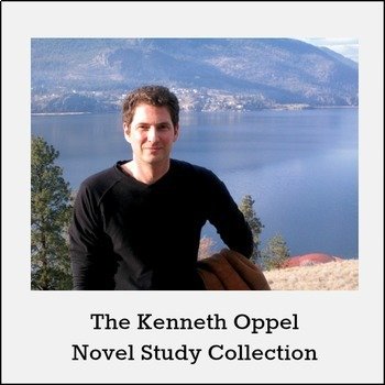 Kenneth Oppel Novel Study Collection *