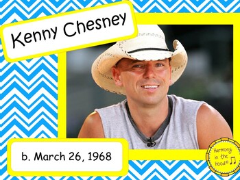 Kenny Chesney: Musician in the Spotlight