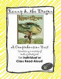 Kenny and the Dragon (Digital & Printable) Novel Study--co