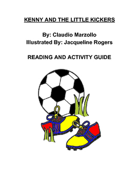 Kenny and the Little Kickers Reading and Activity Guide