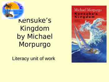 Kensuke's Kingdom: Scheme of Work and Lessons