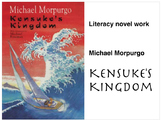 Kensuke's Kingdom book study pdf