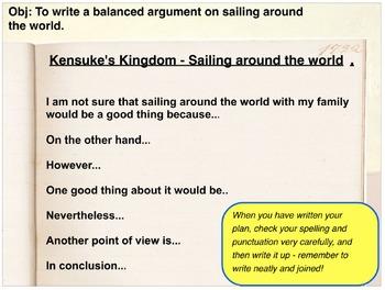 Kensuke's Kingdom book study pdf
