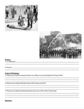 Kent State Massacre Assignment