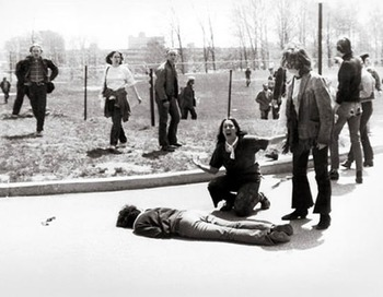 Kent State Shootings: Applying Common Core