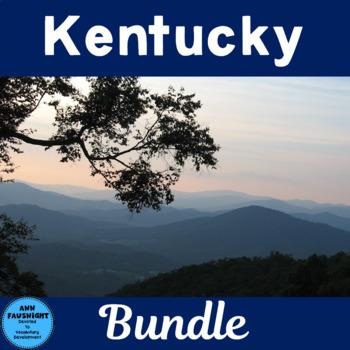 Kentucky Activity Bundle