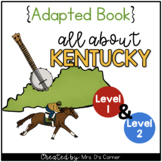 Kentucky Adapted Books (Level 1 and Level 2) | Kentucky St