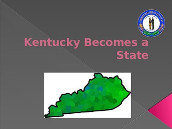 Kentucky Becomes a State