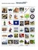 Kentucky Bingo:  State Symbols and Popular Sites