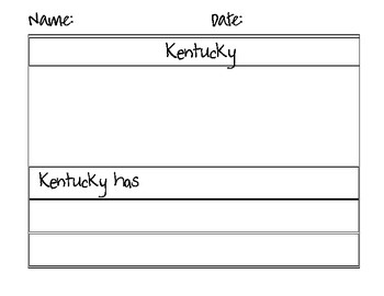 Kentucky Counting Puzzle