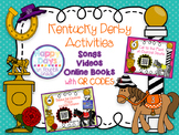 Kentucky Derby Activities {QR Codes, YouTube Videos, Picture Books