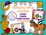 Kentucky Derby Activities {QR Codes, YouTube Videos, Pictu