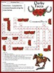Derby Facts Kentucky Activity Packet Color Version