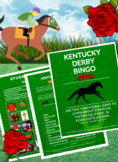 Kentucky Derby Bingo