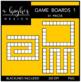 Game Boards Clipart Set 1 {A Hughes Design}
