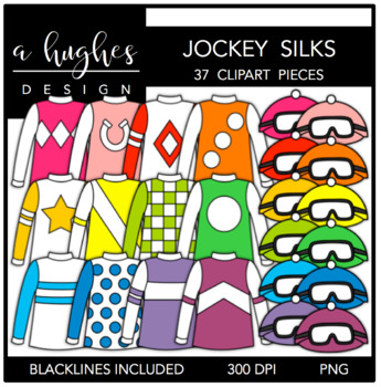 Kentucky Derby Clipart Bundle {A Hughes Design}