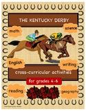 Kentucky Derby Cross-Curricular Activities for Upper Elementary