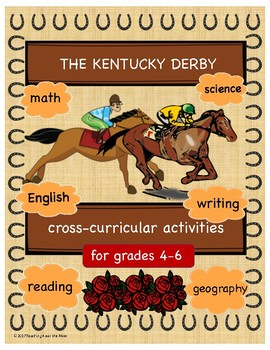 Kentucky Derby Cross-Curricular Activities for Upper Elementary