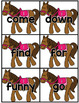 Kentucky Derby Dolch Sight Word Games