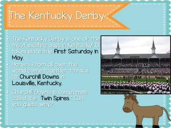 Kentucky Derby Facts