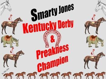 Smarty Jones-Kentucky Derby and Preakness Champion