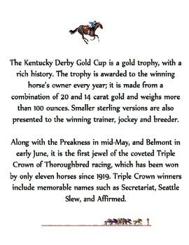 Kentucky Derby Guide
