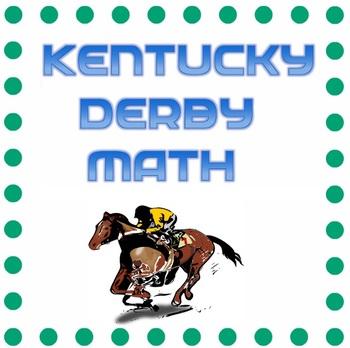 Kentucky Derby Math Fun