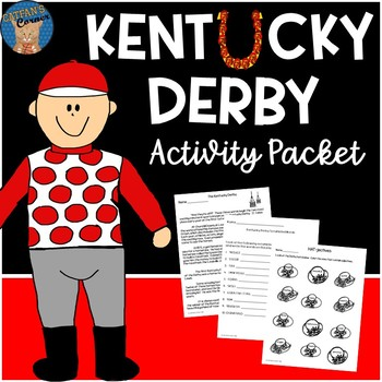 Kentucky Derby Packet