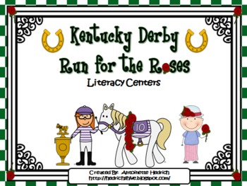 Kentucky Derby Run for the Roses Literacy Centers