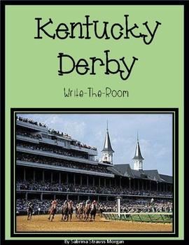 Kentucky Derby Write The Room